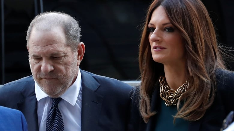 Harvey Weinstein pleads not guilty to 2 new sex assault charges