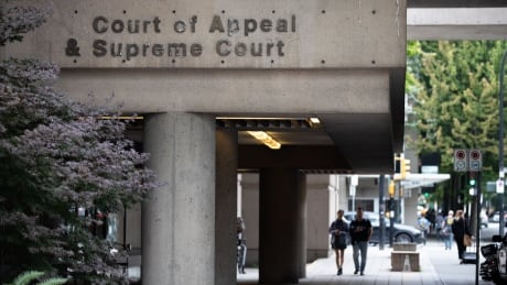 B.C. Supreme Court B.C. Court of Appeal Vancouver
