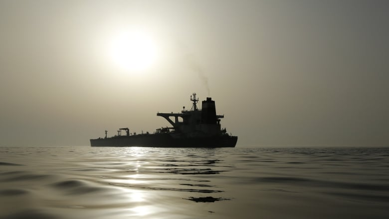 U.S. offers up to $15M to captain of Iranian oil tanker it has been trying to seize for weeks