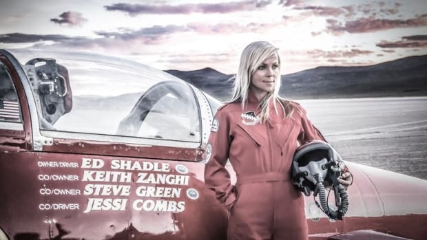 Race car driver Jessi Combs dies while attempting new land-speed record