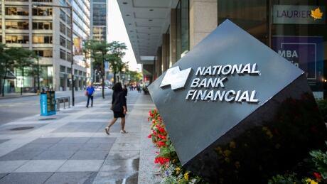 National Bank on King Street in Toronto