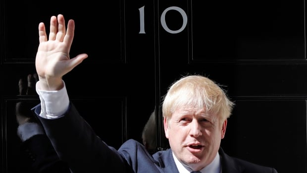 Boris Johnson's suspension of Parliament 'anything but normal', says MP - CBC.ca
