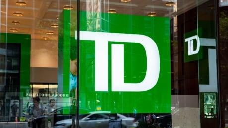 TD Bank on Bay Street in Toronto