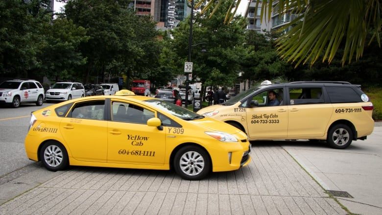 With Uber on the way, Metro Vancouver taxi boundaries called