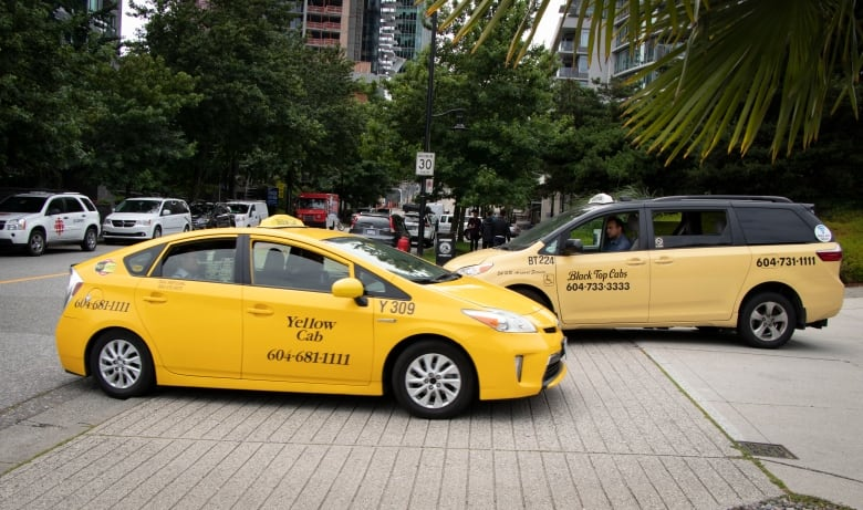 Vancouver taxis ask Supreme Court of B C  to quash ride