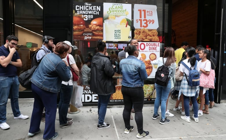 Man sues Popeyes over sold-out chicken sandwich: 'I can't get happy'