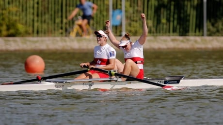 Bulgaria Rowing World Championships