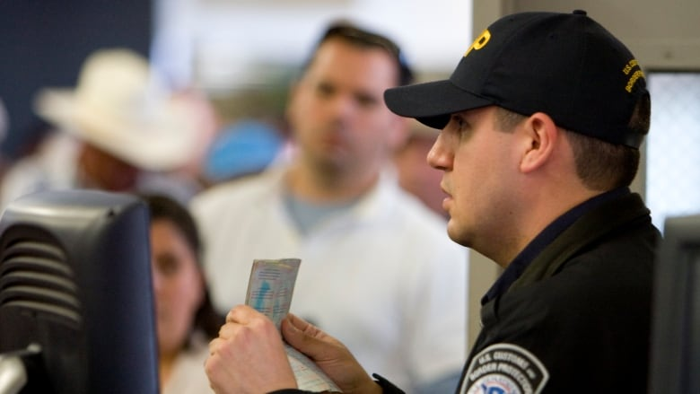 U.S. border officers were told to target Iranian-born travellers, officer alleges in email