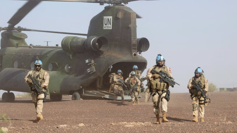 Canadian military wraps up Mali peacekeeping mission | CBC News