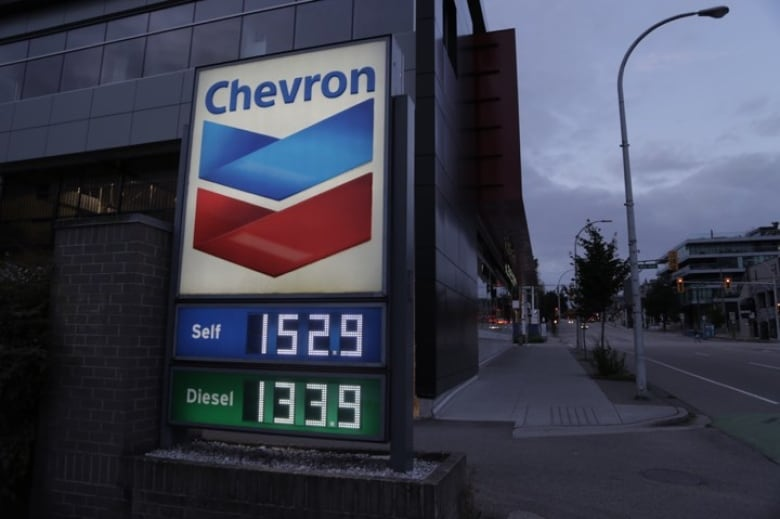 Public inquiry into gas prices in B C  finds 'unexplained