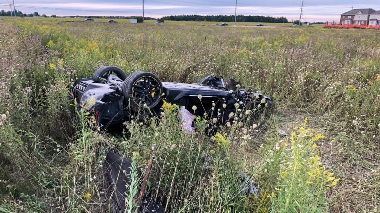 Man facing several charges following single-vehicle crash in