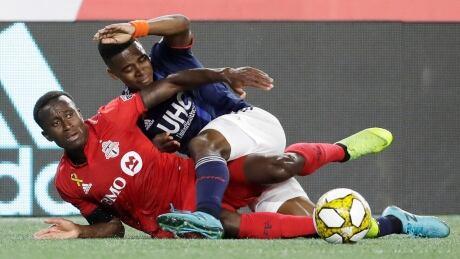 APTOPIX MLS Toronto FC Revolution Soccer