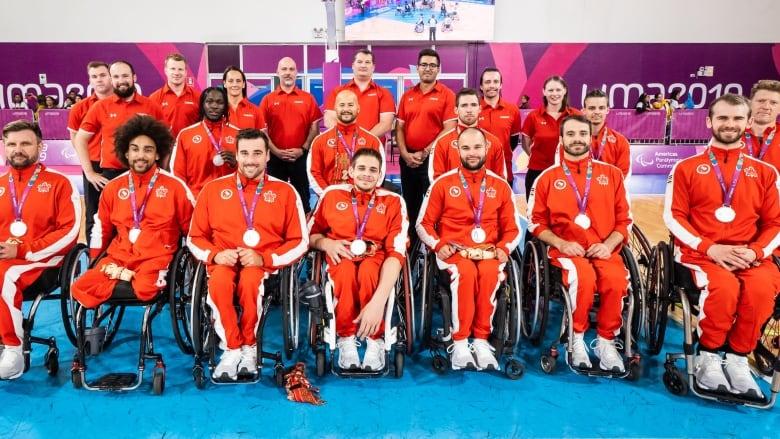 Parapan Am Games: Canada's men's wheelchair basketball team earns silver