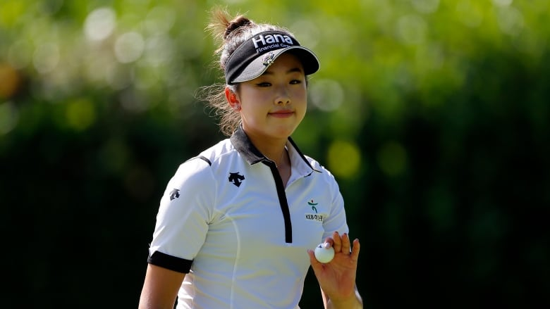 Monday qualifier Yealimi Noh takes 3-shot lead into Portland Classic final round