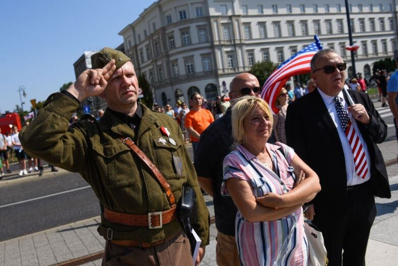 German president recalls WWII as 'German crime' on 80th