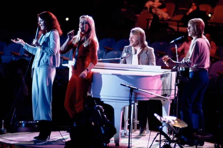 When Abba chose to launch their North American tour in ... Edmonton