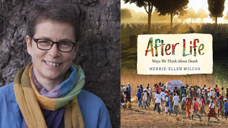 Why Merrie-Ellen Wilcox wrote a nonfiction book for children that explores death and grieving
