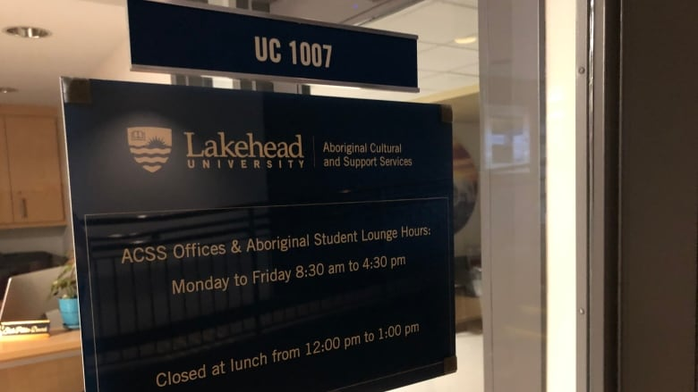 'Indigenous students matter': Lakehead University opens new Aboriginal support services office