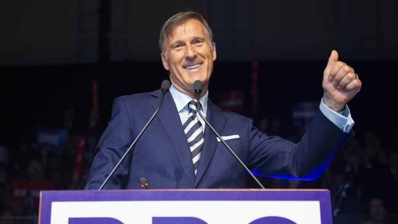 Maxime Bernier invited to participate in official commission debates