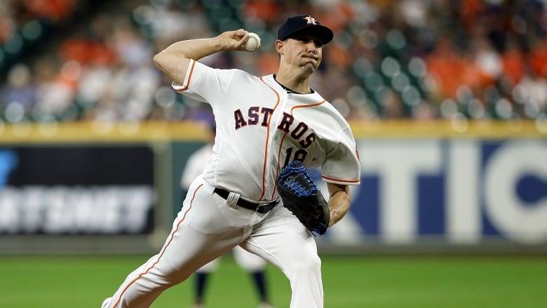 Astros pitcher Aaron Sanchez to have season-ending surgery