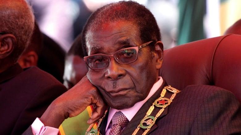 Robert Mugabe, former Zimbabwean leader, dies at 95