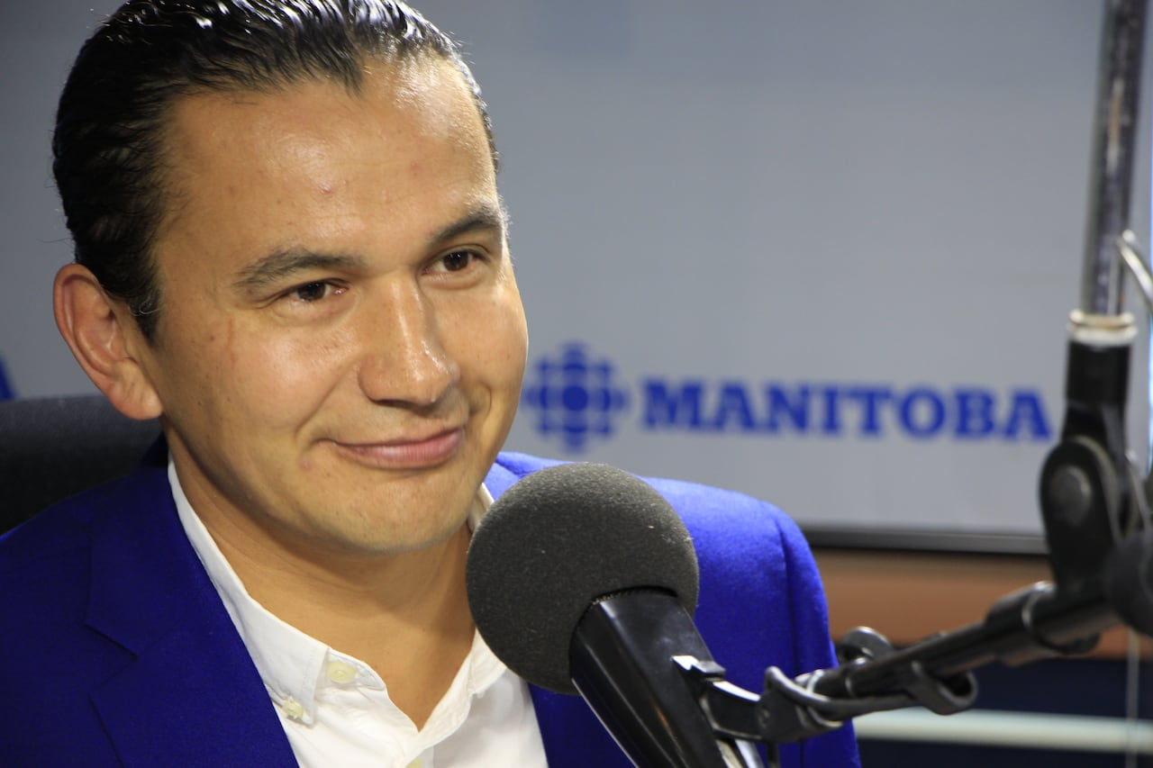 Wab Kinew zeroes in on 'health care crisis' and how his