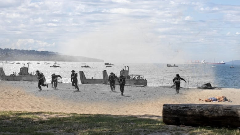 Then and now: How Metro Vancouver has changed since Canada entered WWII 80 years ago