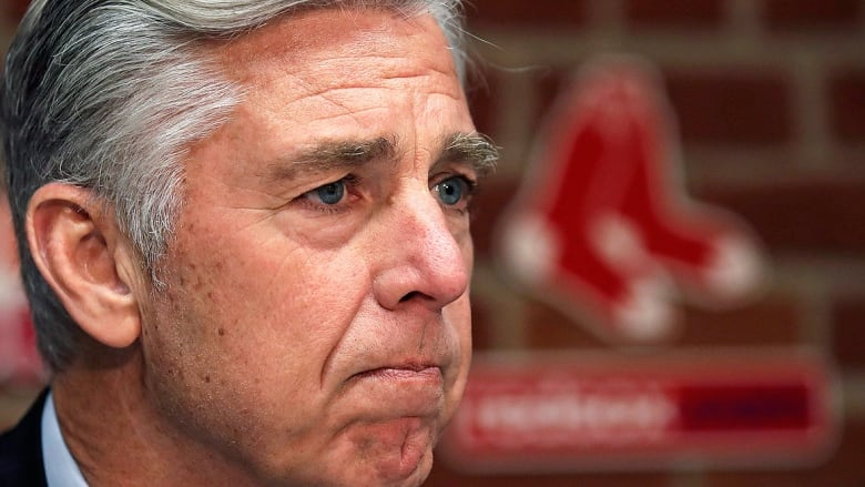 Red Sox part ways with baseball boss Dave Dombrowski