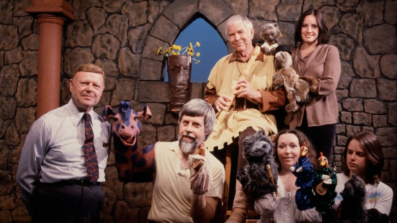 Rod Coneybeare, former CBC host and Friendly Giant puppeteer, dead at 89