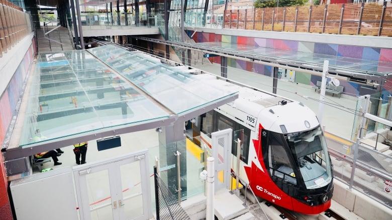 LRT arrives in Ottawa today