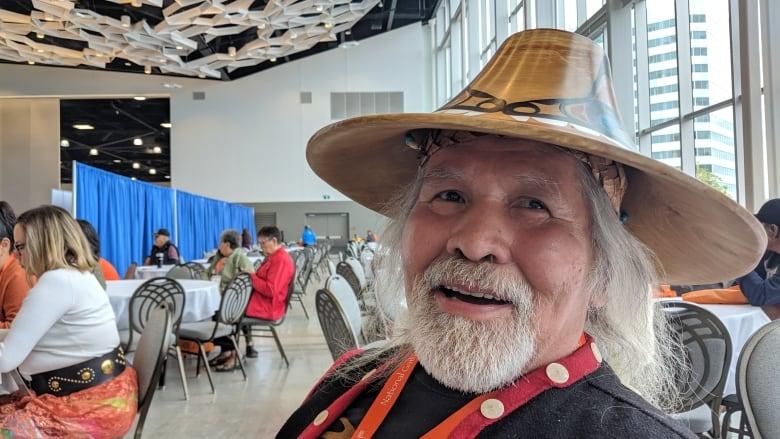 Indigenous elders gather in Winnipeg to talk about climate change, MMIWG