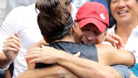 Bianca Andreescu's coach reflects on U.S. Open win