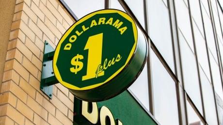 Dollarama at Yonge and Wellesley in Toronto.