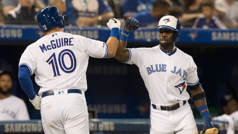 more photos 75932 51fd0 Blue Jays edge Red Sox to end 7-game losing streak | CBC Sports