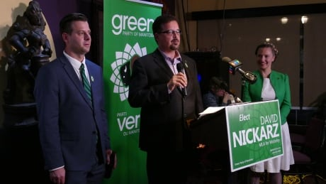 Green Party concedes
