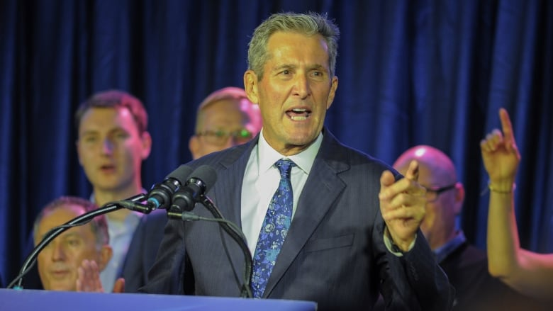 '4 more years': Early Manitoba election gamble pays off for defiant Pallister
