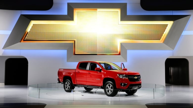 GM recalls nearly 3 8M pickups, SUVs to fix brake issues