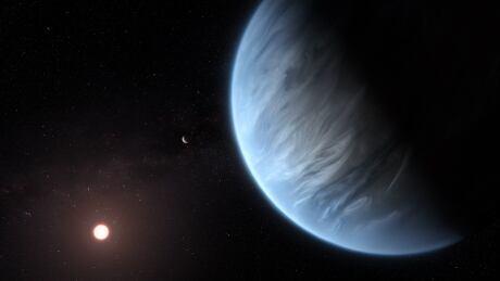 K2-18 b exoplanet