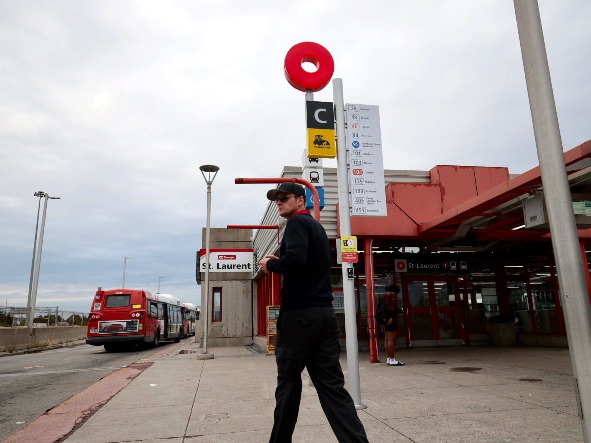 The Long Journey To Ottawas New Light Rail Line In Photos