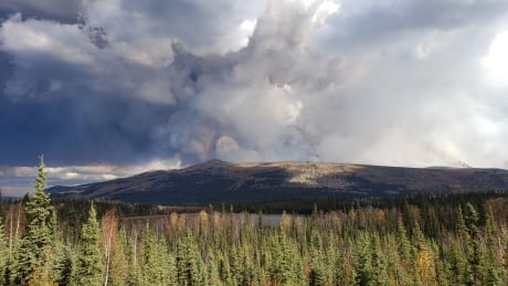 Crooked Creek fire