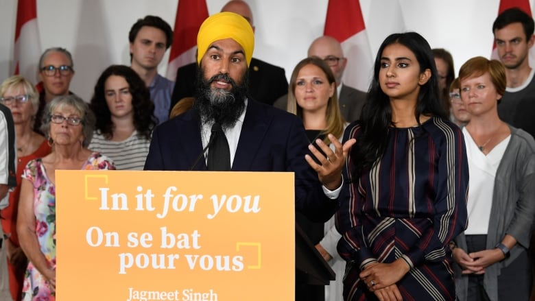 The NDP should've been the 'change' option this election. Instead, it's grasping for relevance: Robyn Urback