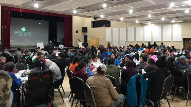 Cree community tackles bootlegging and drug dealing