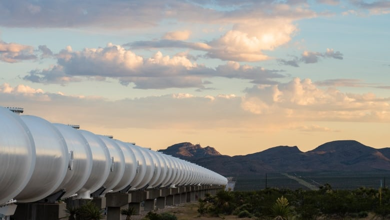 Are we there yet? U.S. company says pressurized tube travel is coming soon