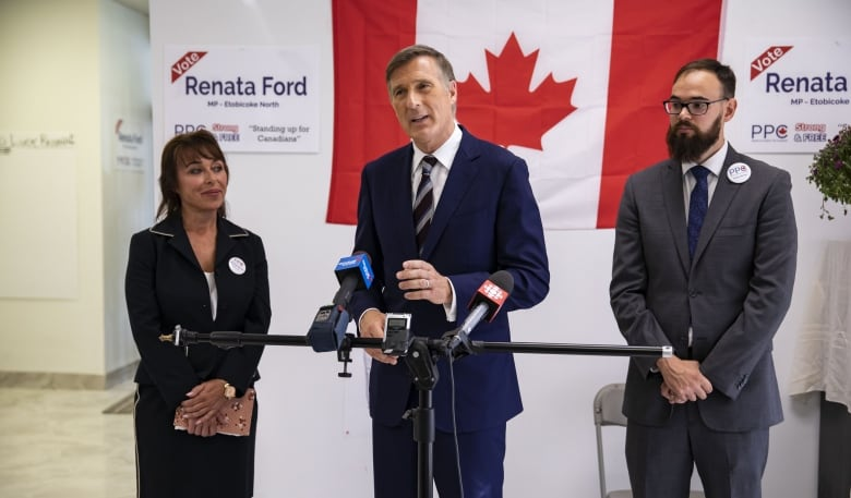 Renata Ford, Maxime Bernier pin hopes on 'Ford Nation' to capture Liberal riding