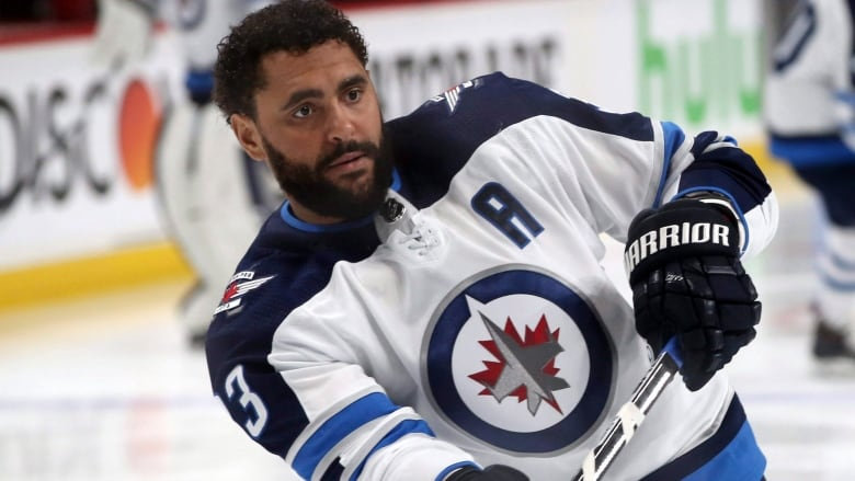Dustin Byfuglien Granted Leave Of Absence From Winnipeg Jets Cbc News