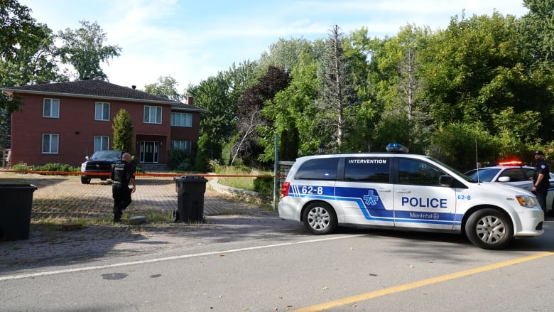 Man arrested after 3 contractors attacked with machete in Île-Bizard