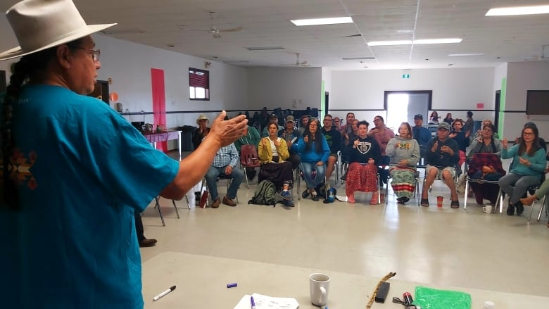 Plains Sign Language camp a new spin on an old way of communicating on the Prairies