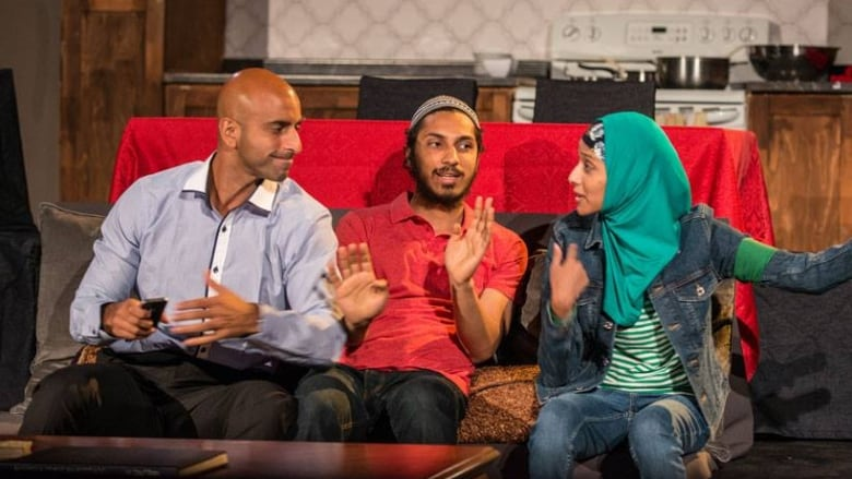 Muslim theatre company will reach wider audience with Centaur debut