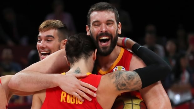 Marc Gasol completes historic double, Spain wins World Cup