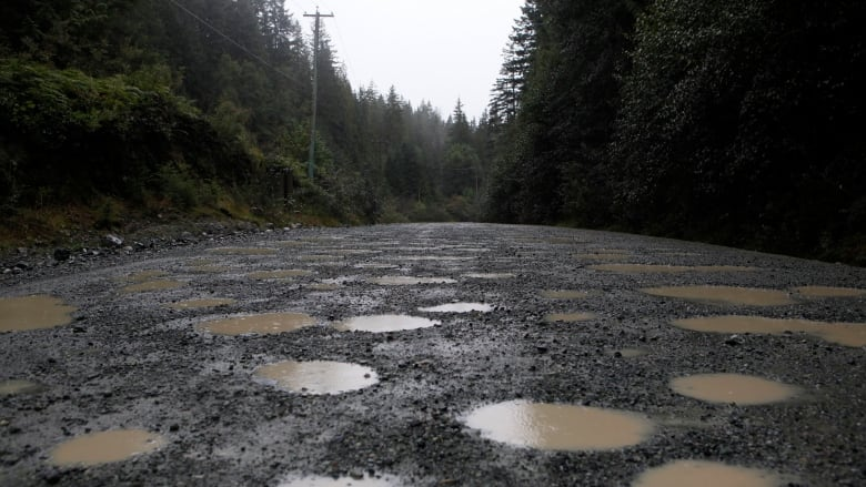 Fix in the works but who will pay for upgrades to deadly Vancouver Island logging road